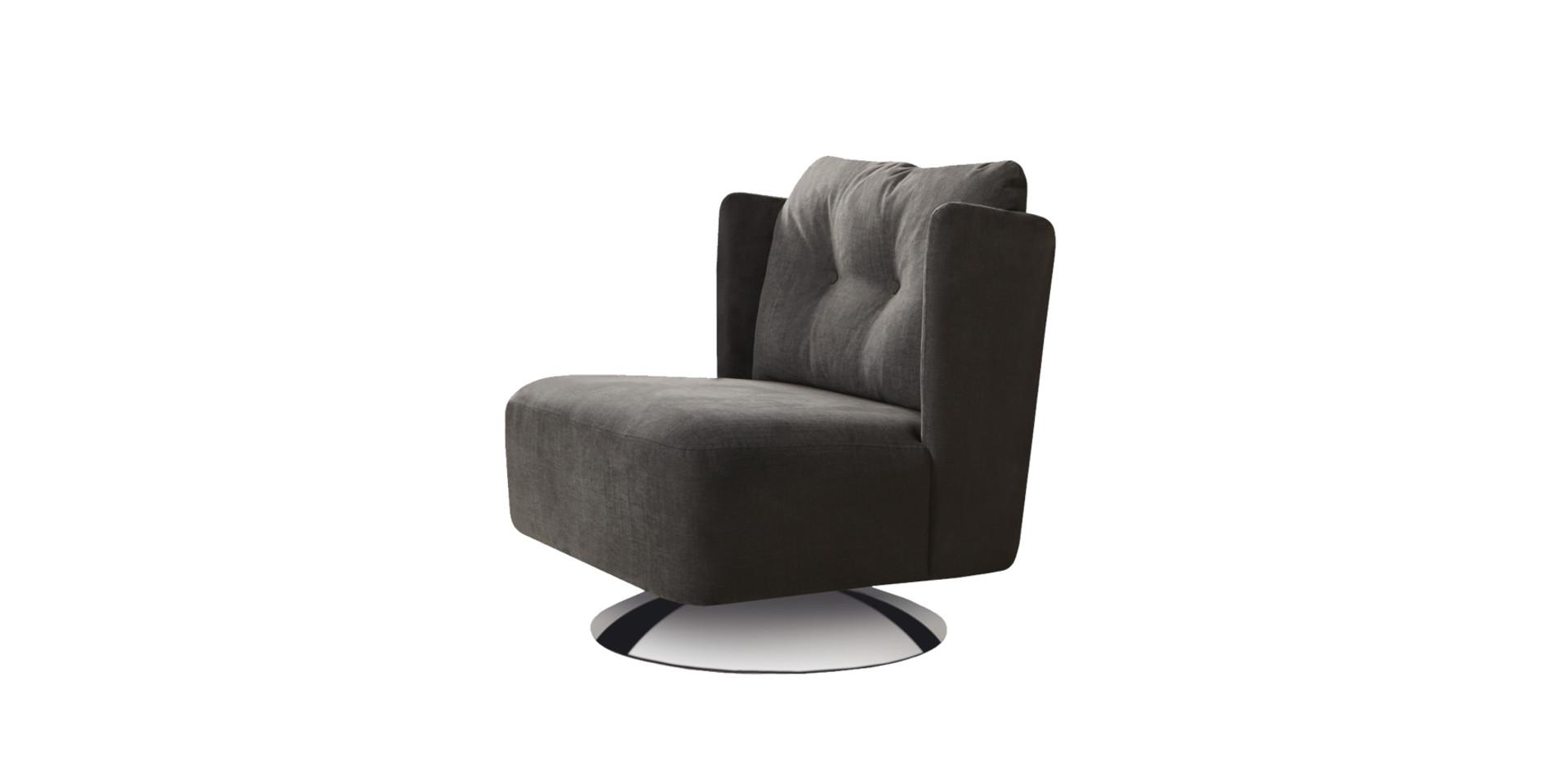 sits-alma-fauteuil-armchair_swivel_buttons_caleido2934_dark_grey_4