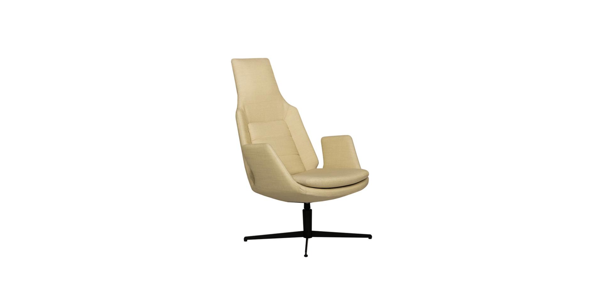 Sits Hope fauteuil-bona4_yellow_2