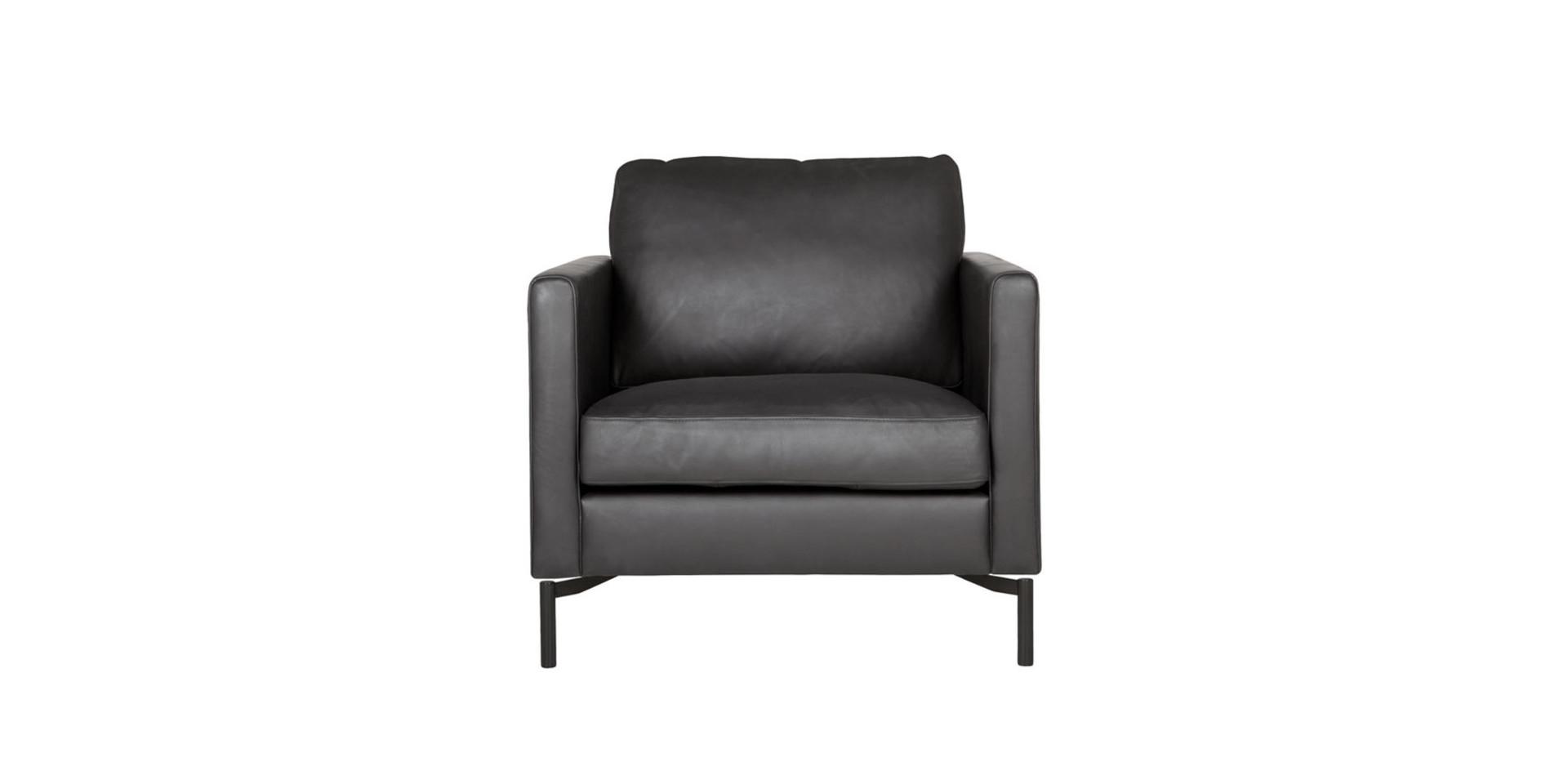 sits-impulse-fauteuil-aniline-black-pieds-145-metal