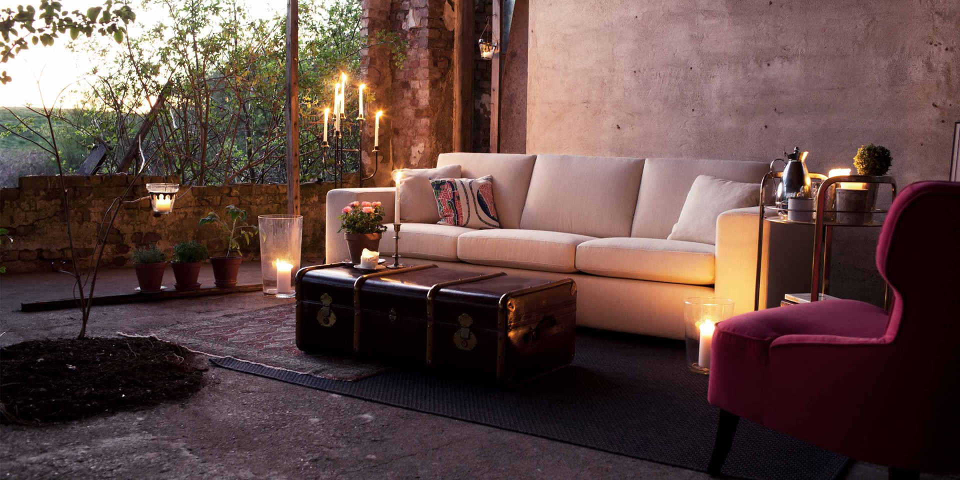sits-antares-ambiance-arrangement_3,5seater_caleido3790_light_beige_LISA_armchair_amstel3_pink_3_0