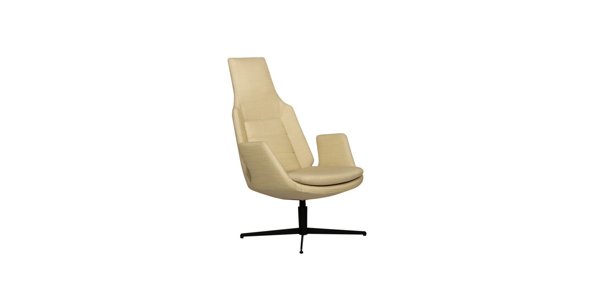 Sits Hope fauteuil-bona4_yellow_2