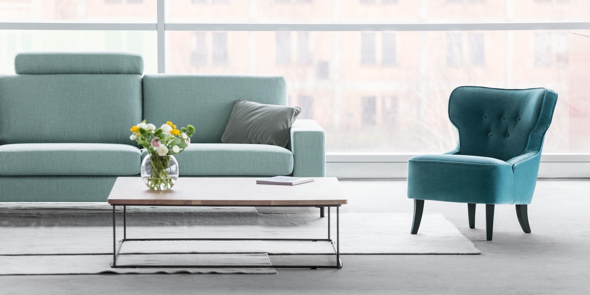 arrangement_QUATTRO_set14_bermuda7_light_turquoise_LISA_armchair_lario1406_turquoise_4
